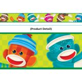 Sock Monkeys Border
