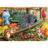 Woodlands Tray Puzzle