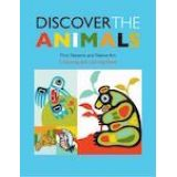 Discover the Animals Colouring and Learning Book