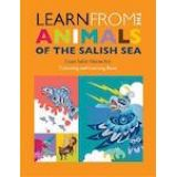 Learn From the Animals Colouring and Learning Book
