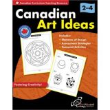 Canadian Art Ideas Gr. 2-4