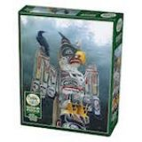 Totem Pole in the Mist Puzzle