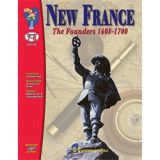 New France The Founders 1608-1700