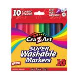 10ct Classic Super Washable Broadline Markers