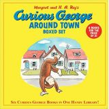 Curious George 6 Volume Paperback Set