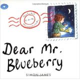 Dear Mr Blueberry