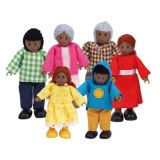 Happy Family-African American