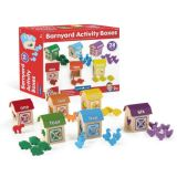 Guidecraft Barnyard Activity Boxes