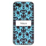Damask iPhone 4/4s case