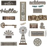 Home Sweet Classroom Wall Décor Bulletin Board