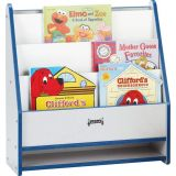 Rainbow Accents® Toddler Pick-a-Book Stand - Red