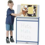 Rainbow Accents® Big Book Easel - Write-n-Wipe - Green