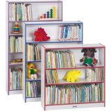 Rainbow Accents® Tall Bookcase - Teal - RTA