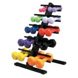 Dumbbell Floor Weight Rack