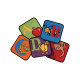 Reading by the Book Squares, set of 26