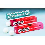 40 mm Tournament Table Tennis Ball, Pack of 6