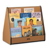 Sproutz® Double Sided Pick-a-Book Stand - Navy