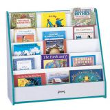 Rainbow Accents® Flushback Pick-a-Book Stand - Teal