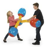 Inflatable Jousting Game, 2 pcs./Set