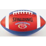 Spalding Rookie Gear Football - Red/Blue - Pee Wee Size
