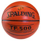 Spalding Composite Leather Basketball, TF-500, 28.5