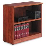 Valencia Bookcase, 2-Shelf, 31.75W x 14D x 29.5H