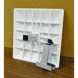 Breakaway Style Base Set, Official Size, includes 3 base covers, 3 base plates & 3 anchors
