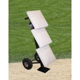 Professional Base Cart for Carrying Bases