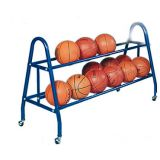 18 Volleyball Rack, Black