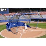 The Big League Professional Batting Cage, Black
