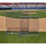 Big League Fungo Center Replacement Net, 8' x 8'
