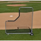Big League Pitcher Safety Protector, 8'H x 8'W