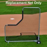 Big League Pitcher Safety Protector L-Replacement Net