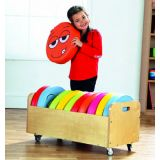 Emotions™ Cushions and Cart, Includes 12 Cushions (English)