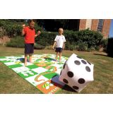 Giant Snakes & Ladders, 10' x 10'