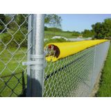 Coil Fence Crown, 100', Yellow