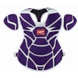 Youth Chest Protector, PORON XRD 950 Series, 15 Maroon