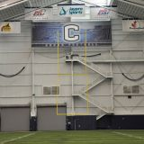 Ceiling Suspended Goal Post
