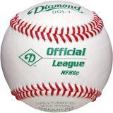 Official League NFHS Baseballs