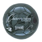Extreme Series Size 4 Soccer Ball, Black
