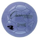 Extreme Series Size 4 Soccer Ball, Purple