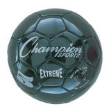 Extreme Series Size 5 Soccer Ball, Black