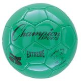Extreme Series Size 5 Soccer Ball, Green