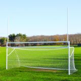 Base Soccer/Football Combo Goal without Backstays and Net
