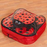 Back to Nature™ Ladybug Counting Story Cushion