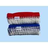 Hockey Replacement Net for FHGN-33, Red and Blue Sleeve Binding
