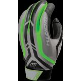 Legit Fastpitch Batting Gloves, Lime Green, Size Extra-Large