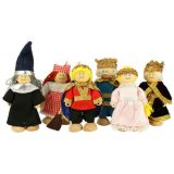 Fairy Tale Doll Set