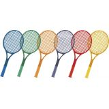 21 Plastic Tennis Racket Set