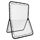 Double-Sided Lacrosse and Multi-Sport Training Rebounder, 3'Wx5'H